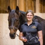 Pferdeausbildung Nina Schwarz